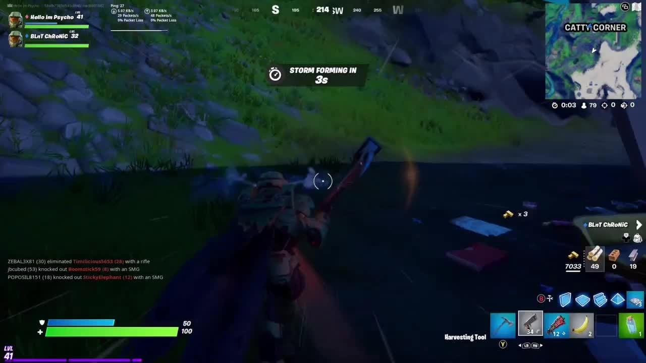 Fortnite: Battle Royale - Fastest Bounty EVER?! 🤯 video cover image 1
