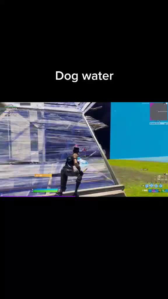 Fortnite: Memes - what it's like when you haven't touched the grass in months video cover image 0