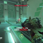 Grabbing Sombra while invisible (accidentally) felt good tho