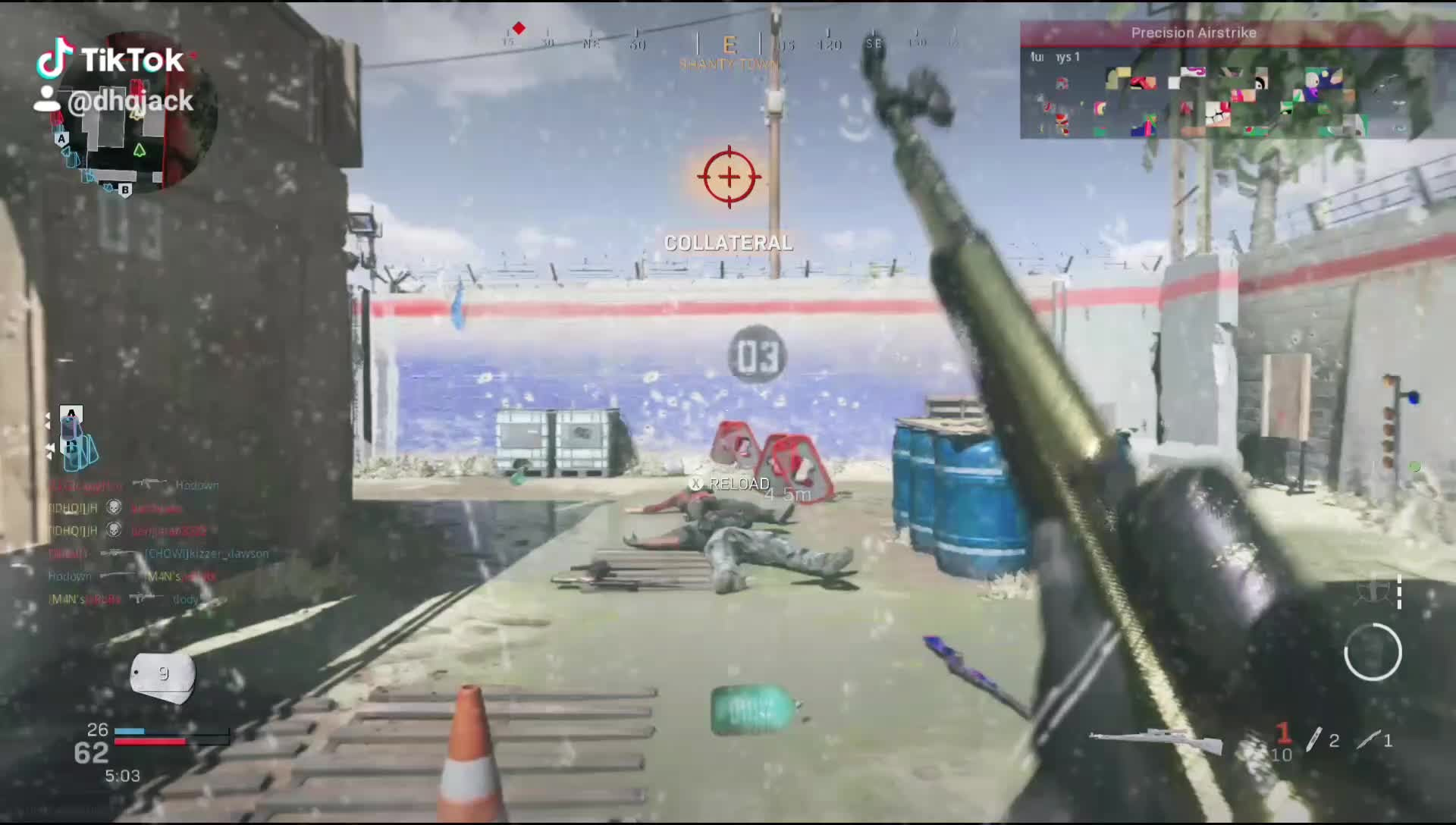 Call of Duty: General - .....Nice Lil Run..... #modernwarfare #sniping video cover image 0