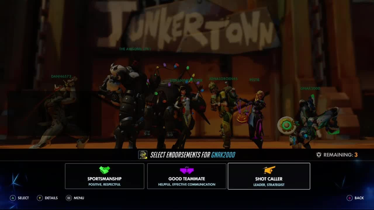 Overwatch: General - Play of the game got stolen video cover image 1