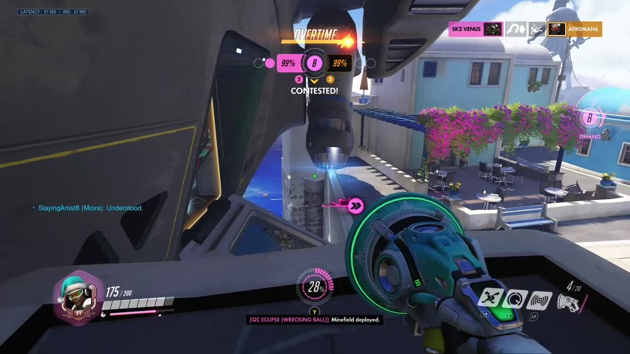 Overwatch: Memes - I'm a toxic lucio player  video cover image 0