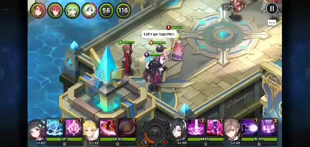 GrandChase - GLOBAL EN: Hacker Report - is that player is cheater? Please BAN that player video cover image 0