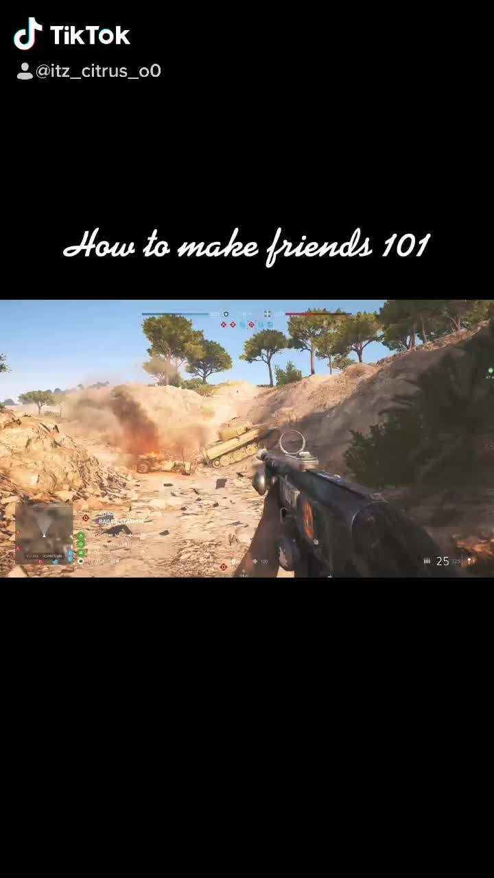 Battlefield: General - Moments like these don't come as often as they used too😥 video cover image 0
