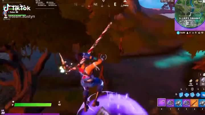 Fortnite: General - My nasty shot video cover image 0