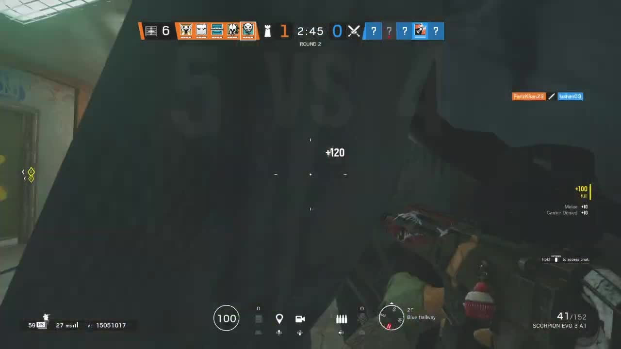 Rainbow Six: General - What About This Ace? 🔥 video cover image 0