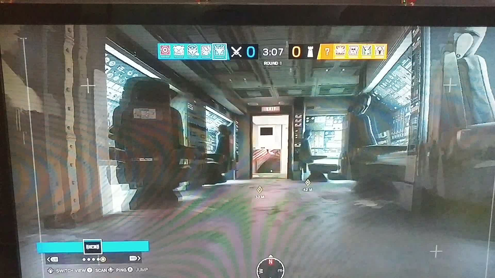 Rainbow Six: General - I clutched a round and got my first ace with Zofia video cover image 1