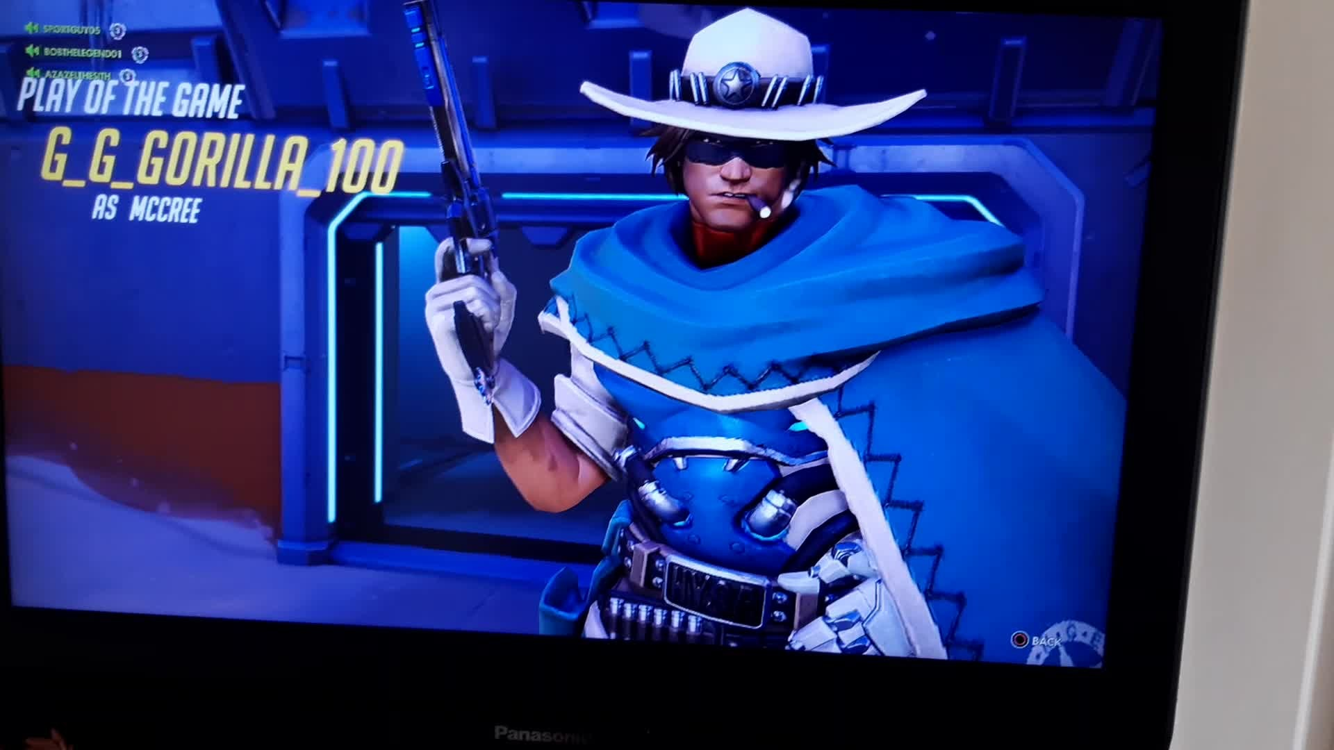 Overwatch: General - On a mad one (sorry about the video quality)  video cover image 0