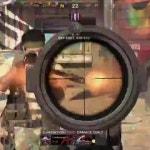 Custom sniper match w/ friends