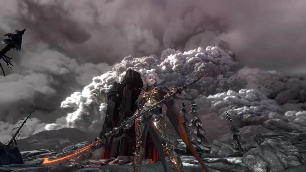 Hundred Soul : The Last Savior: notice - [Notice] New Equipment – Death Scythe, Pegasus and Eternal Regalia video cover image 1
