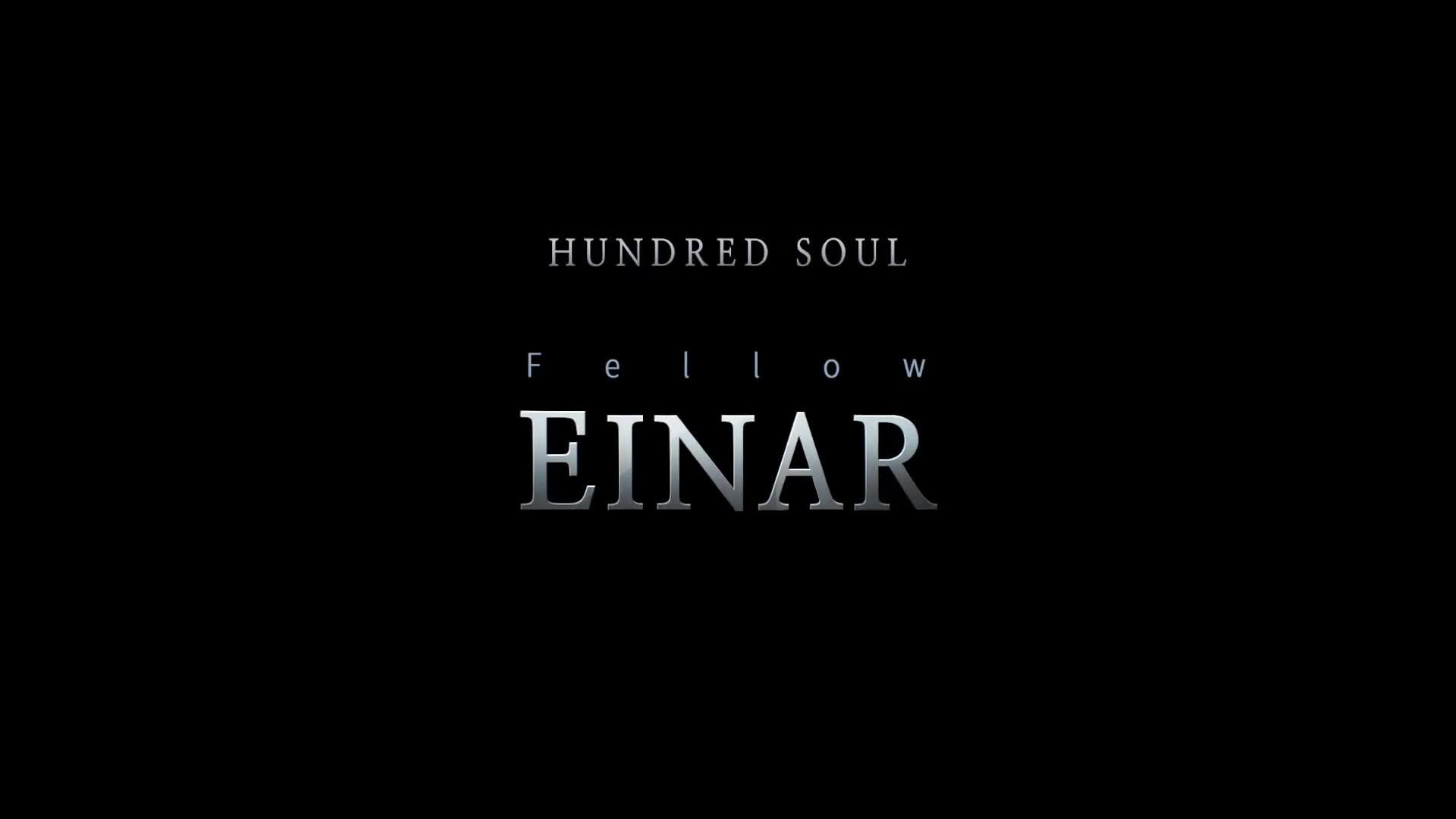 Hundred Soul : The Last Savior: notice - [New Companion] Beastmaster – Einar video cover image 0