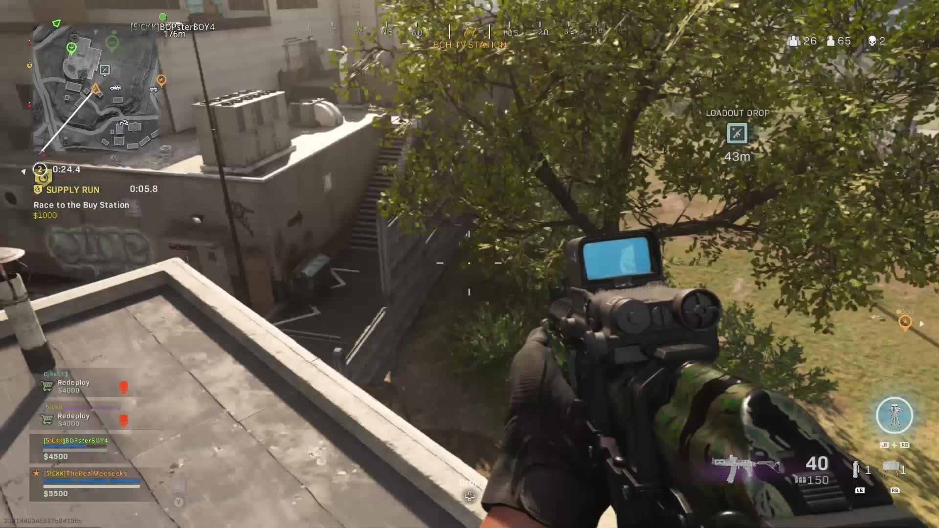 Call of Duty: General - Clutch Trio wipe! Grau 🤙 video cover image 0