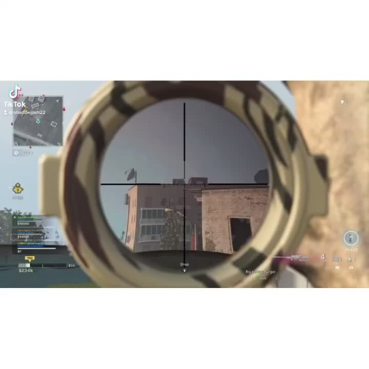 Call of Duty: General - My longest shot ever with the LW3 - Tundra🎯 video cover image 0
