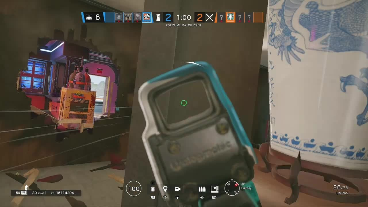 Rainbow Six: General - My LB is fawkd video cover image 0
