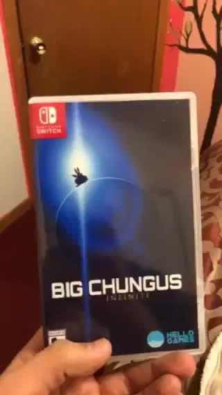 Off Topic: General - Big Chungus Infinite Nintendo Switch Leak video cover image 1