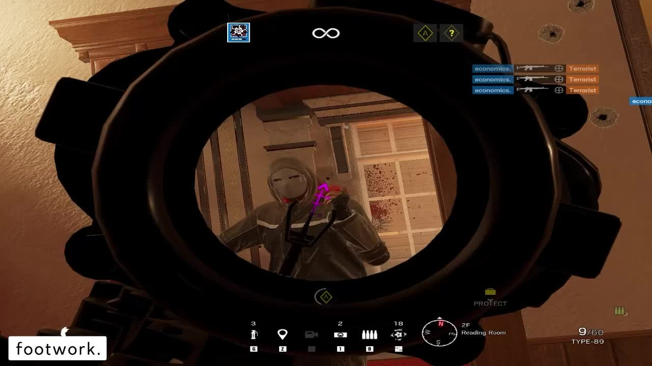 Rainbow Six: General - Morning Practice part 2. video cover image 0
