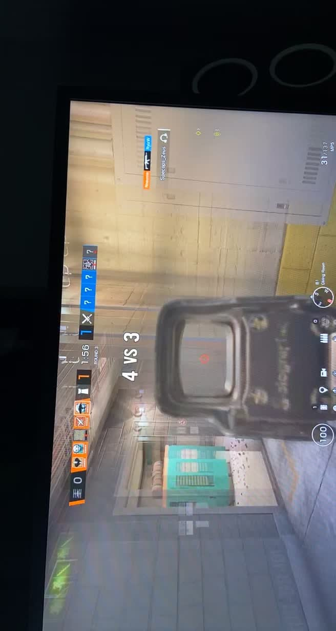 Rainbow Six: General - How did I get the second kill? video cover image 0