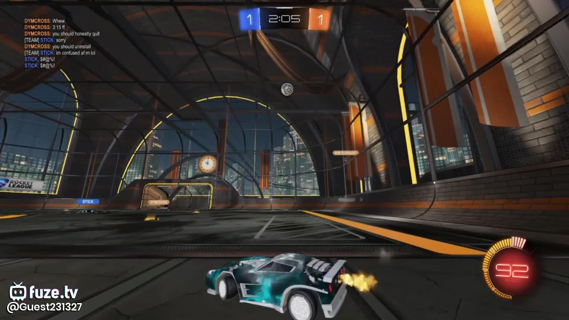 Rocket League: General - Dunkathon video cover image 0