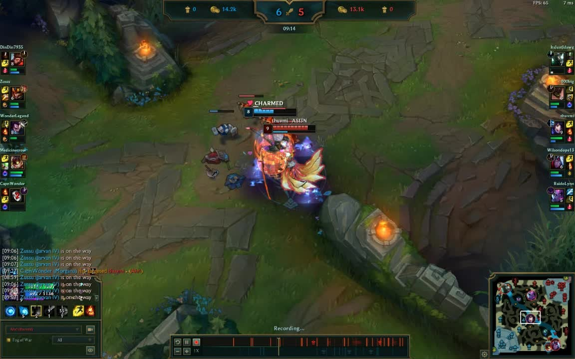 League of Legends: General - disrespect video cover image 1