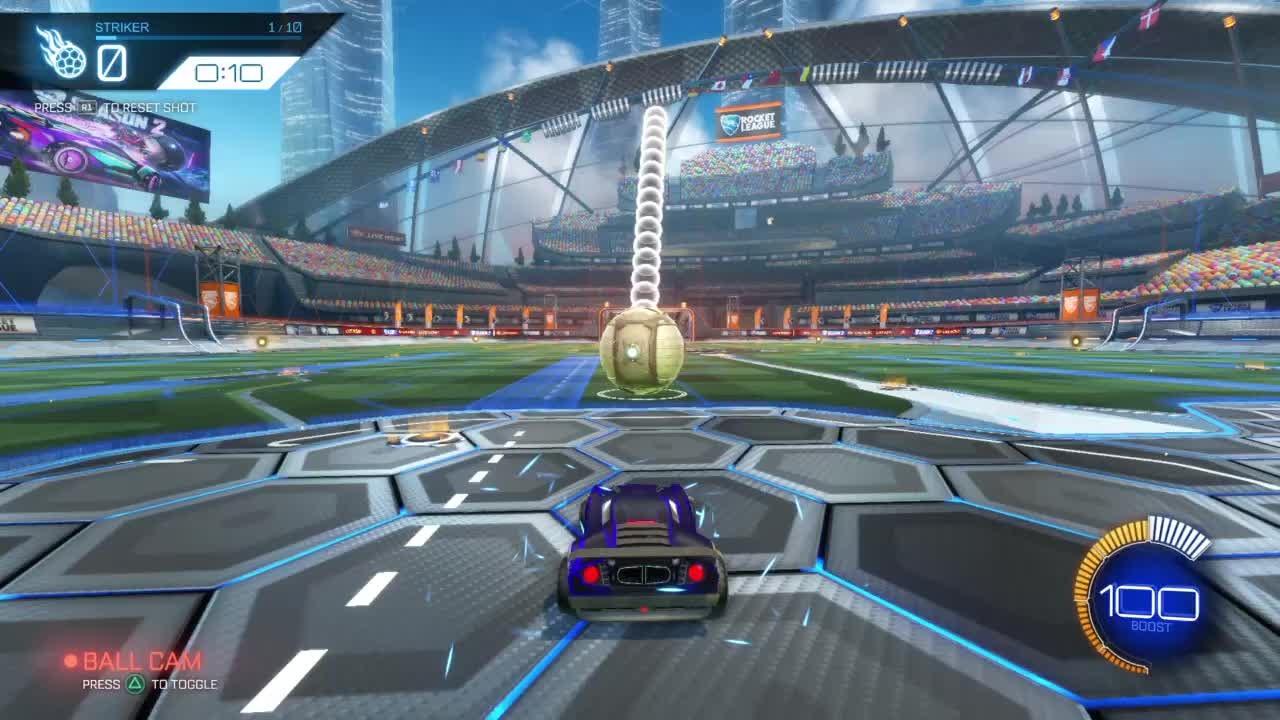 Rocket League: General - Cool Little Shot video cover image 0