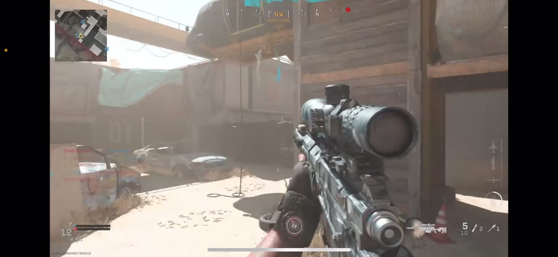 Call of Duty: General - Sniping Clip Pt.3 video cover image 0