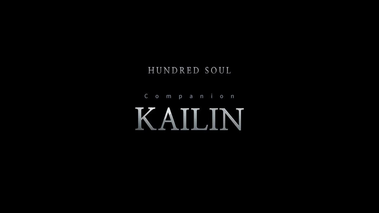 Hundred Soul : The Last Savior: event - [New Companion] Goddess-Serving Temple Knight – Kailin video cover image 0