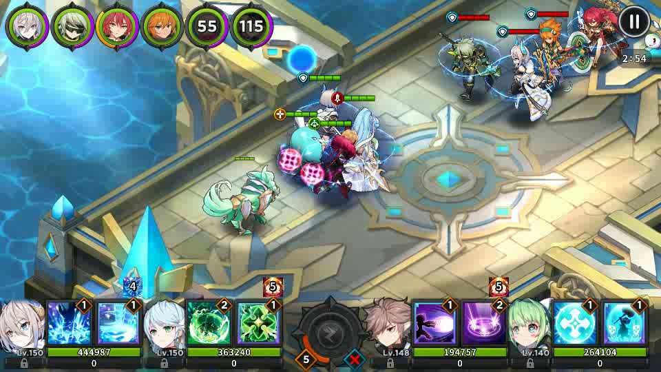 GrandChase - GLOBAL EN: Suggestions & Bug Reporting - So much fun. video cover image 0