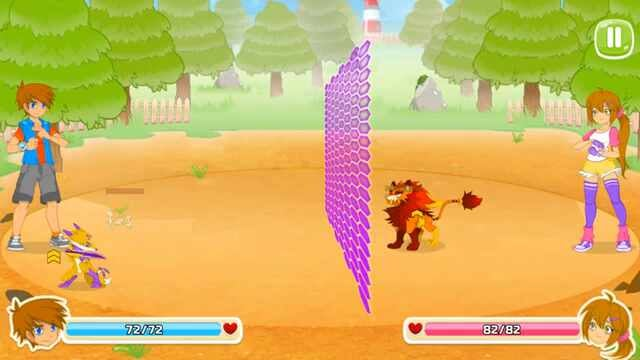 EpicMonsters: Videos - Animalon Epic Monsters Battle - Android Gameplay HD video cover image 1