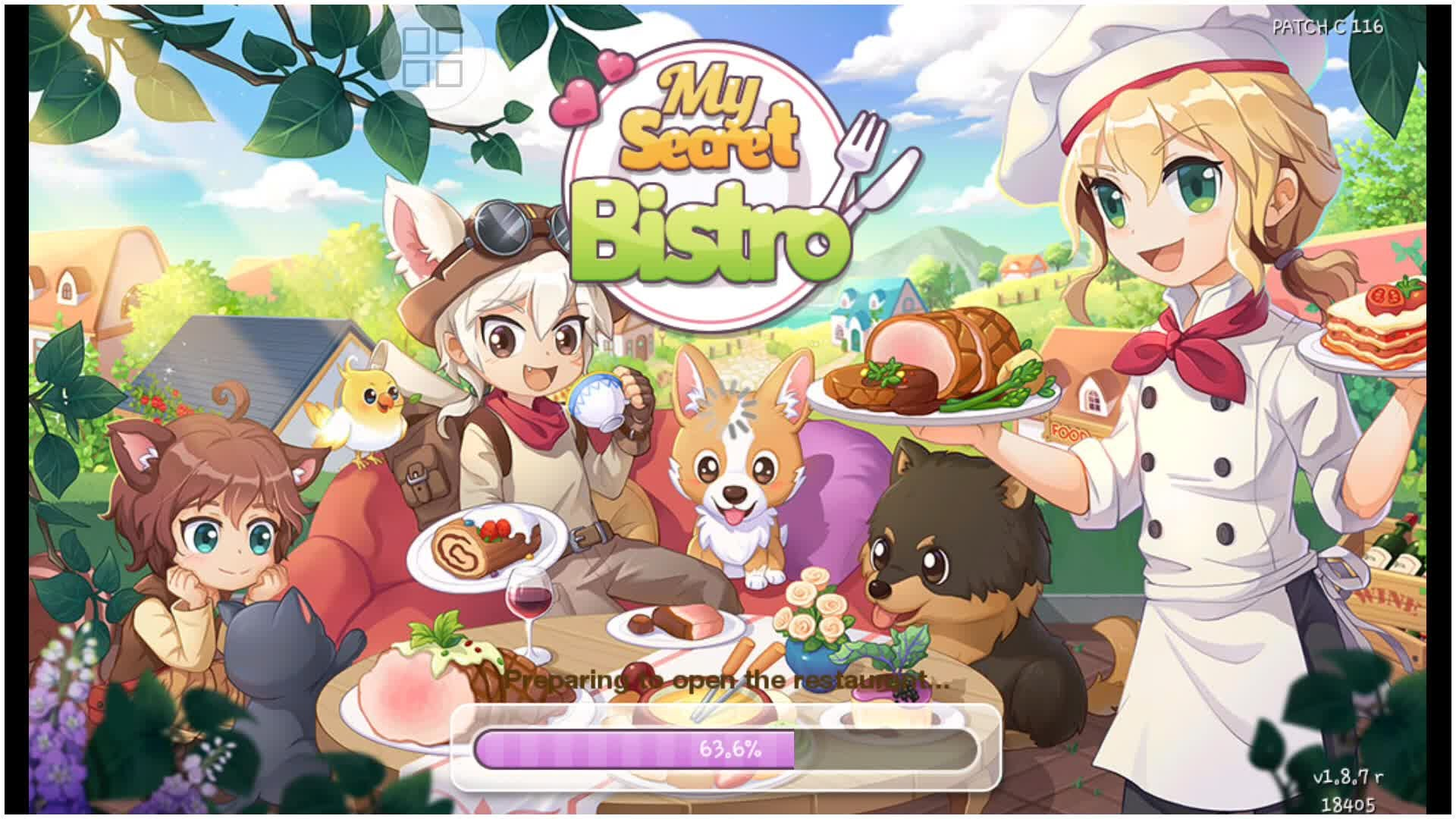 My Secret Bistro:  - Bugs & Issues - Bye my sub 😭 video cover image 1