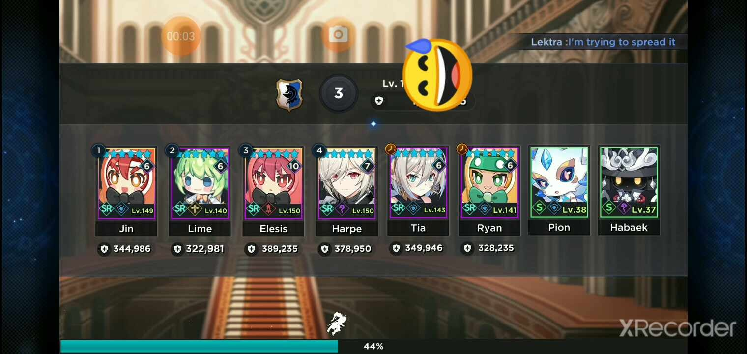 GrandChase - GLOBAL EN: Hacker Report - Autoswitch Formation Cheat Glitch video cover image 2